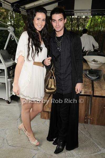 Jenny McGirl, Vincent Tosi<br /> photo by Rob Rich/SocietyAllure.com © 2010 robwayne1@aol.com 516-676-3939