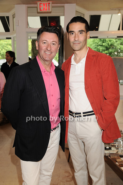 Roland Nivelais, Antonio Santiago<br /> photo by Rob Rich/SocietyAllure.com © 2010 robwayne1@aol.com 516-676-3939