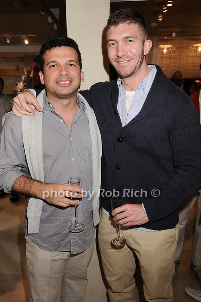 Carlos Belmonte, Mariano Testa<br /> photo by Rob Rich/SocietyAllure.com © 2010 robwayne1@aol.com 516-676-3939