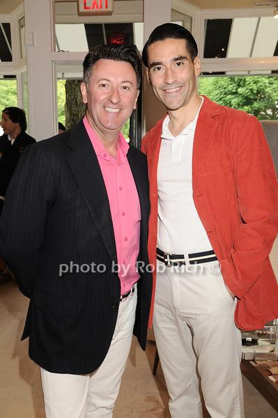 Roland Nivelais, Antonio Santiago<br /> photo by Rob Rich/SocietyAllure.com © 2010 robwayne1@aol.com 516-676-3939