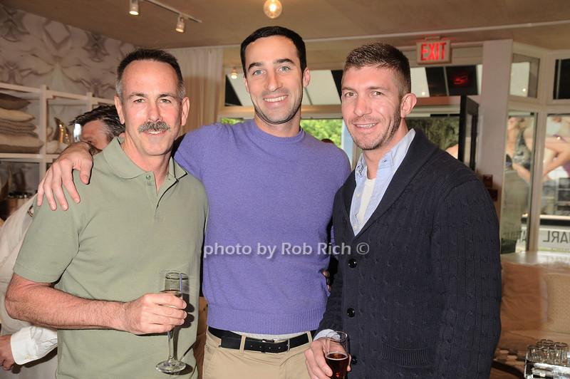 Dan Trimbach, Ben Hayden, Mariano Testa<br /> photo by Rob Rich/SocietyAllure.com © 2010 robwayne1@aol.com 516-676-3939