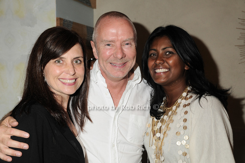 Sarah Barlow, Jarlath Mellett, Deena Kahn<br /> photo by Rob Rich/SocietyAllure.com © 2010 robwayne1@aol.com 516-676-3939