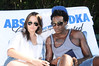Karina Gubanova, Isaih Trusty<br /> photo by Rob Rich © 2010 robwayne1@aol.com 516-676-3939