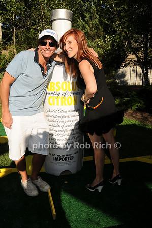 James Hirtenstein, Alisa Kauffman<br /> photo by Rob Rich © 2010 robwayne1@aol.com 516-676-3939