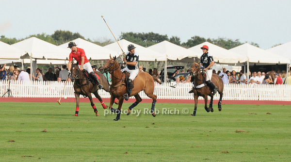 Playing Polo @ Blue Star Jets field in Bridgehampton