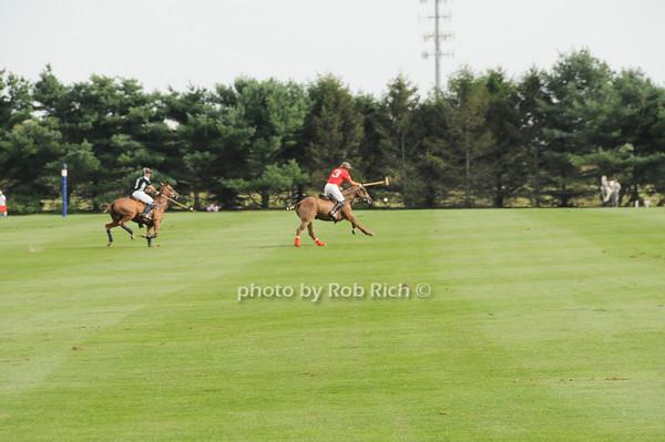 Playing Polo @ Blue Star Jets field in Bridgehampton<br /> photo by Rob Rich © 2010 robwayne1@aol.com 516-676-3939