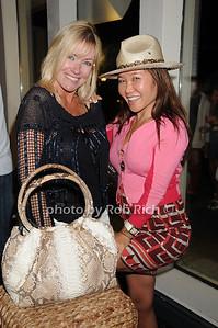 Candice Ku and freinds photo by Rob Rich © 2010 robwayne1@aol.com 516-676-3939