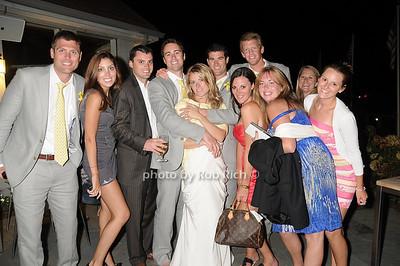 Wedding party photo by Rob Rich © 2010 robwayne1@aol.com 516-676-3939