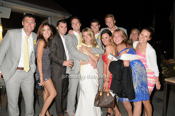 Wedding party<br /> photo by Rob Rich © 2010 robwayne1@aol.com 516-676-3939