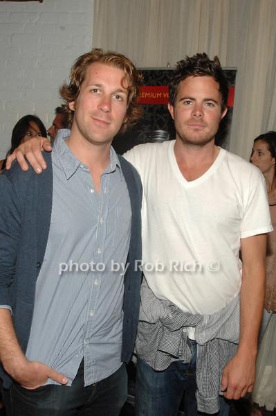 Kevin Lundgren and Matthew Kehoe
