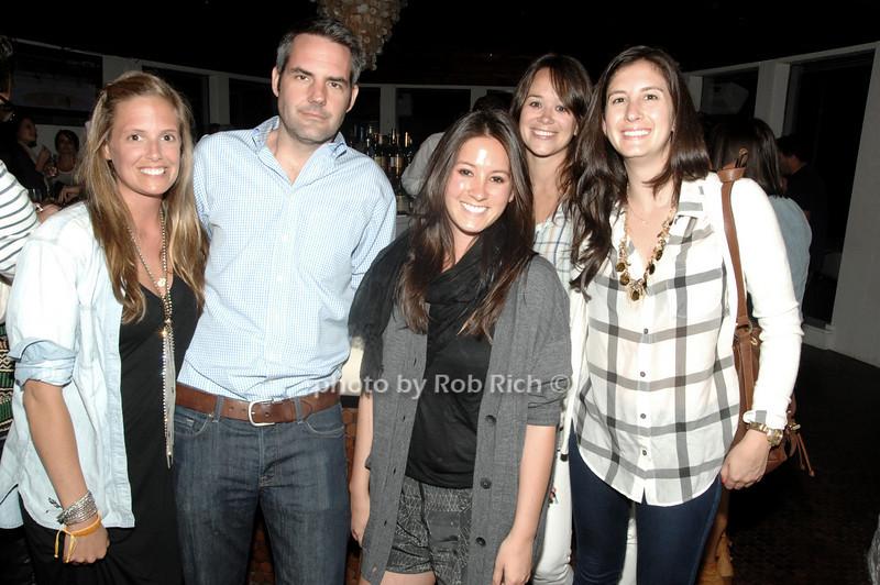 Anne Crisafulli, Rick Onkey, Maggie WInter, Allie Rauh and Emily Onkey