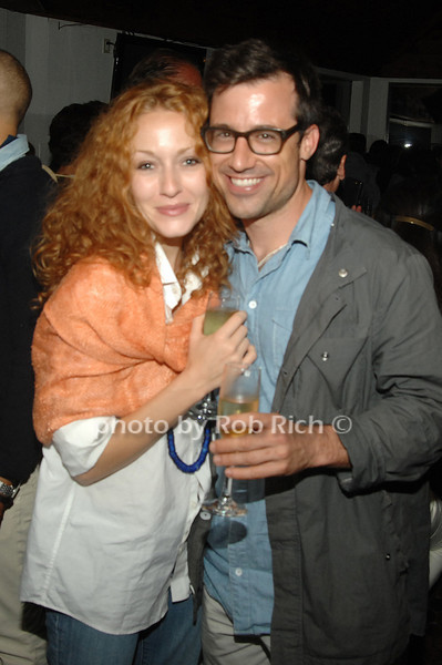 Jennifer Ferrin and Zach Bliss