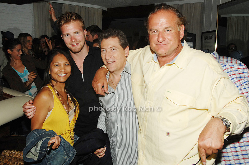 Venus, Yuri, Paul Monti and Dave Monaco