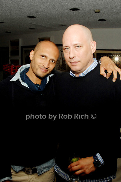 Mark Wesely and Steve Kasuba