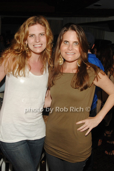 Susan Levelle and Serena Dodwin