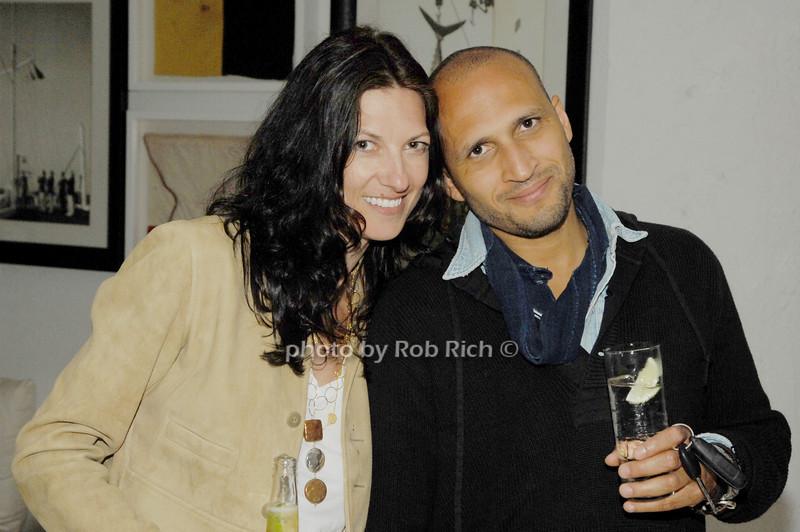 Suzie Slocum and Mark Wesley