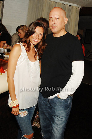 Andriena Bonura and Steve Kasuba