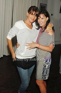 Gia Wright and Robyn Moreno