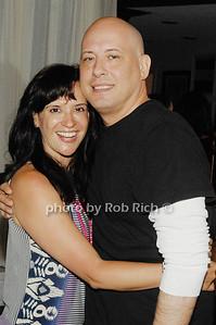 Robyn Moreno and Steve Kasuba