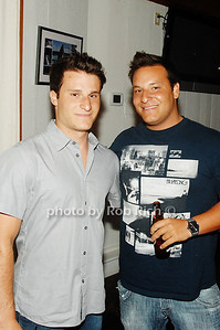 Jamie Pollina and Brad Pollina