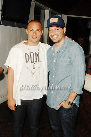 P.J. Monte and Ronnie Fieg