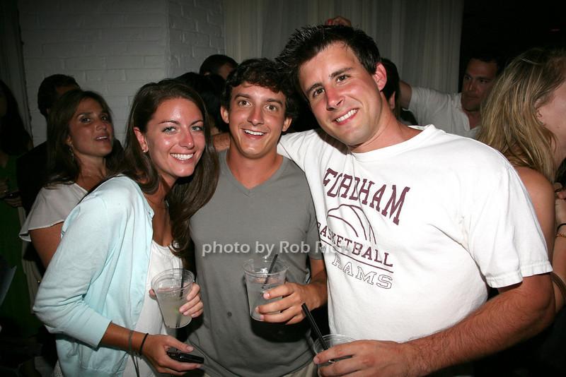 Jess, Mike, Rob Malone