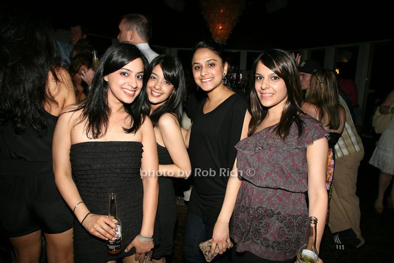 Jessica, Monica, Isha, Natshami