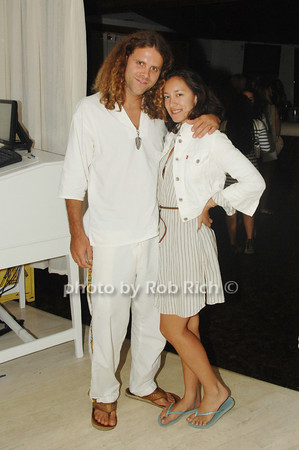 Dan Bailey and Lauren Chu