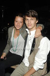Olivia Combemale and Matt Schmerge