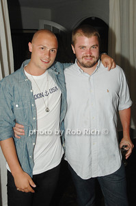 P.J. Monte and James Cruichshank