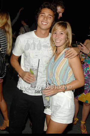 Sean Yunker and Cristina Cosentino