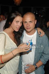 Alexandra and P.J. Monte