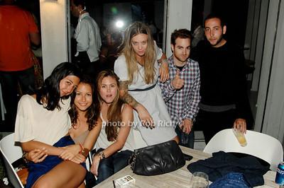 Ramona Sidlo, Alex Bart, Danielle Machmari, and David Stein