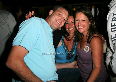 Scott Gunther, Cami Gunther, Joai Cangemi   photo by Jakes for Rob Rich © 2010 robwayne1@aol.com 516-676-3939