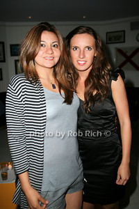 Evita Benitez, Agne Kalinkeviciute photo by Jakes for Rob Rich © 2010 robwayne1@aol.com 516-676-3939