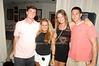 Kyle Ratalski, Taylor Monte, Kat Daly and  Ryan Curcureto