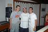 Daniel Crant, Chris Schiaffino and Matt Schiaffino
