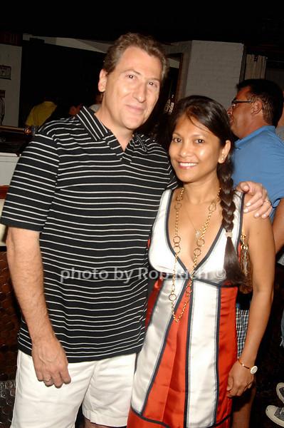Paul Monte and Venus Unger