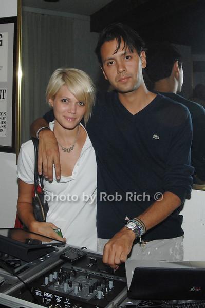 Steven Rojas and Naiomi Thomas