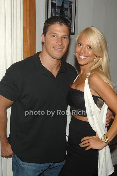 Wes Blaubert and Brittany Cabrera