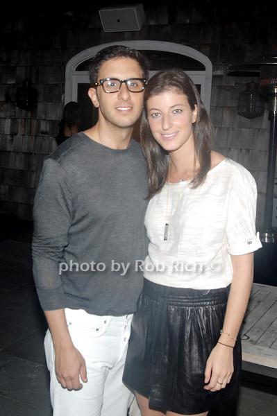 Dan Bellehsen and Alexandra Gurtkin