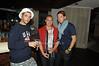 Sean Kinney, P.J. Monte and Andrew Weinstein