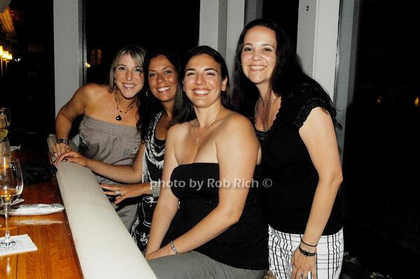 Robyn, Elizabeth, Gina & Kristine