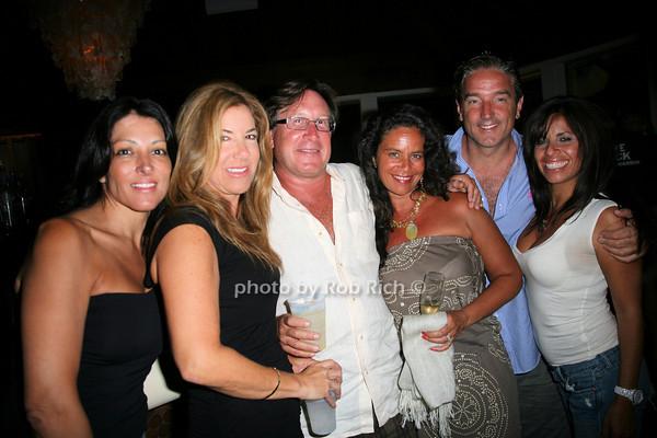 Tracy Rubenstein, Liz Curcio, Alan Wynakor, Sonia Wynakor, Rob  <br /> Bennet, Diane Cugilli<br /> photo by Jakes for Rob Rich © 2010 robwayne1@aol.com 516-676-3939