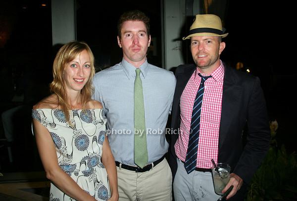 Kate Ludwig, Noah Bailey, Lee Montana <br /> photo by Jakes for Rob Rich© 2010 robwayne1@aol.com 516-676-3939
