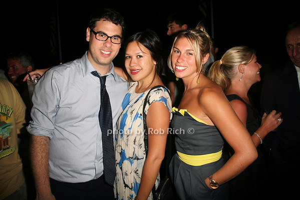 Jim Smith, Alisa Charoen-Phol, Haley Burger <br /> photo by Jakes for Rob Rich© 2010 robwayne1@aol.com 516-676-3939