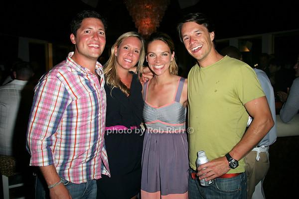 Troy Sullivan, Erin Elvin, Aliza Johnsen, David Jenkins <br /> photo by Jakes for Rob Rich© 2010 robwayne1@aol.com 516-676-3939