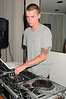 DJ Jasper Wilson<br /> photo by Rob Rich © 2010 robwayne1@aol.com 516-676-3939
