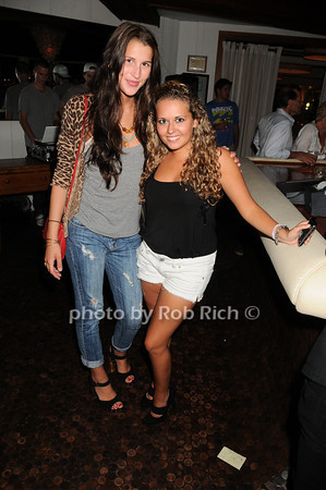 Alexandra Della Vega, Taylor Monte<br /> photo by Rob Rich © 2010 robwayne1@aol.com 516-676-3939