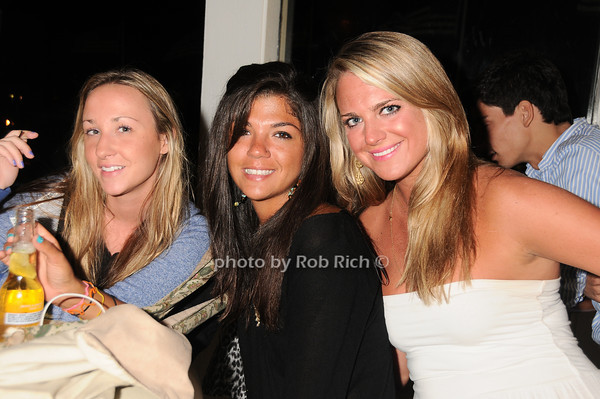Allie DeFelice, Ashley Dauro, Casey Vanderwall<br /> photo by Rob Rich © 2010 robwayne1@aol.com 516-676-3939
